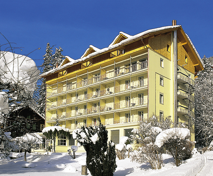 Hotel Wengener Hof, Wengen