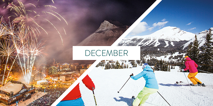 Why ski in December