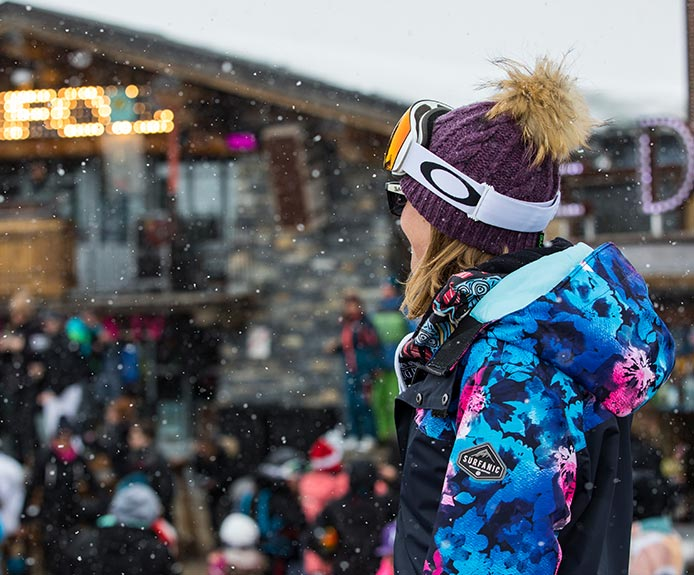 Apres at La Folie Douce