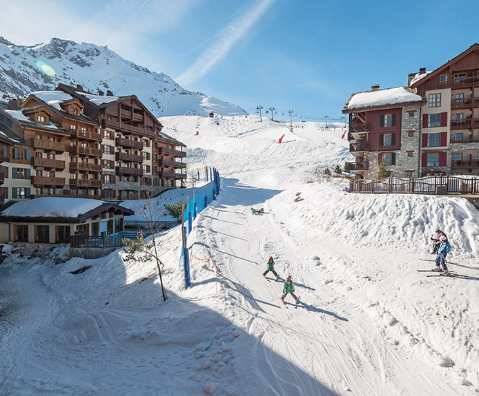 Arc 1950 Le Village Apartments, Les Arcs