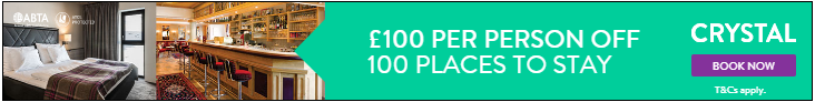 £100 off 100 accoms
