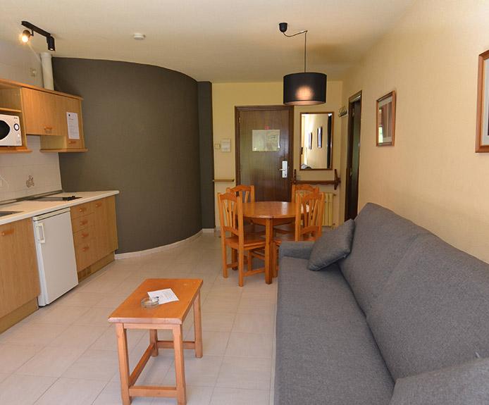 Poblado Apartments, Arinsal