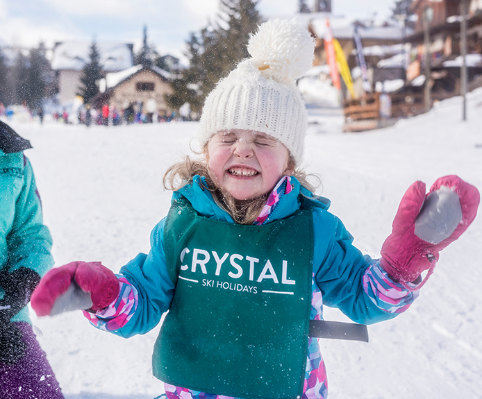 Crystal Ski Holidays childcare clubs