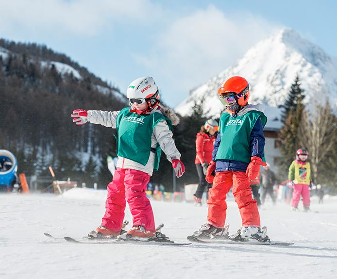 Crystal Ski Holidays childcare