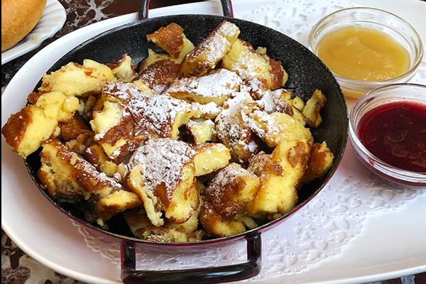 Kaiserschmarrn pancake